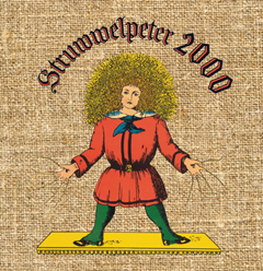 Strewwelpeter 2000 Audio CD